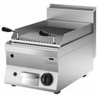 Bartscher Lava-gas grill - 330x580 mm