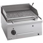 Bartscher Lava-gas grill - 600x600x290 mm