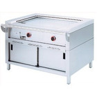 Diamond Electric grill teppanyaki | Zone plate 3 | 9000W | 1440x770x (H) 850mm
