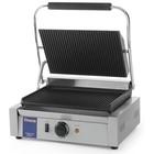 Hendi Contact grill panini | prismatische | 202kW | 340x230mm