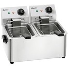 Bartscher Fryer dubbele SNACK II | 2x4L | 2x2000W | 230 | 435x400x (H) 315mm