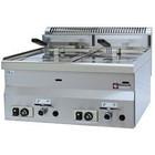 Diamond 2X8L gas fryer | 600x600x (H) 280 / 400mm