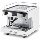 Hendi Ekspres kolbowy do kawy 1-grupowy Top Line by Wega | elektroniczny | biały | 2,9 kW