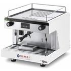 Hendi Kolbowy Kaffeemaschine Hendi Top Line 1 bis Vega-Gruppe | electronic | weiß | 2,9 kW