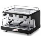 Hendi Flask coffee machine HENDI Top Line by Wega 2-gang | electronic black 3.7 kW