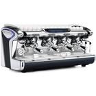 FAEMA Automatische Kaffee EMBLEMA Druck | 4-Gruppe | Auto Steam | 7 kW