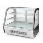 Hendi Witryna chłodnicza nastawna | 120L | 160W | 230V | 686x568x(H)686 mm