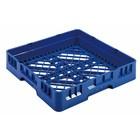 AmerBox Kosz podstawowy | niebieski | 500x500x(H)143mm