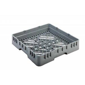 AmerBox Kosz podstawowy | szary | 500x500x(H)143mm