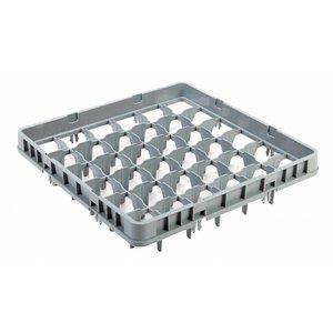 AmerBox Nadstawa do kosza 36 elementów | 500x500x(H)75mm