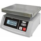 RedFox Waga sklepowa | dokładność 5/10g | do 25 kg | 235x240x(H)130mm