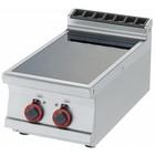 RM GASTRO Kuchnia elektryczna ceramiczna | 350x570mm | 2x2500W | 400x700x(H)280mm