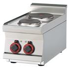 RM GASTRO Kuchnia elektryczna | 3000W | 300x600x(H)280mm