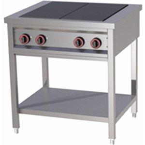 Kuchnia Elektryczna Wolnostojąca 12000w 800x700xh900mm