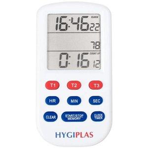 Hygiplas Timer z wyświetlaczem | 7x1,4x(H)9cm