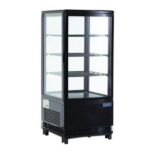 Polar Refrigeration Witryna chłodnicza | 42,8x38,6x(H)88,5cm