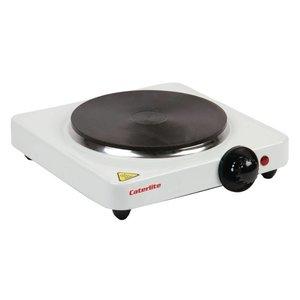 Caterlite Elektryczna płyta grzewcza z pojedyńczym palnikiem | 1500W | 280x270x(H)67mm