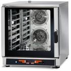 Resto Quality Piec konwekcyjno-parowy FED07 | 7xGN1/1 | 7x600x400 | sonda | 9 programów | 10,7kW