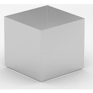 XXLselect Rechteck-Steckverbinder Hauben   unterschiedliche Dimensionen