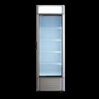 XXLselect Szafa chłodnicza z przeszklonymi drzwiami | 380L