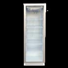 XXLselect Szafa chłodnicza z przeszklonymi drzwiami | 412L