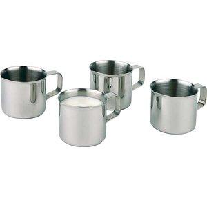 APS Dzbanek do mleka lub śmietanki | zestaw 4 szt. | 0,025L | śr. 36x(H)35mm