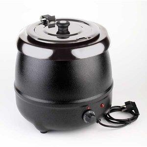 APS Kociołek elektryczny na zupę | 9L | 400W | śr. 320x(H)360mm