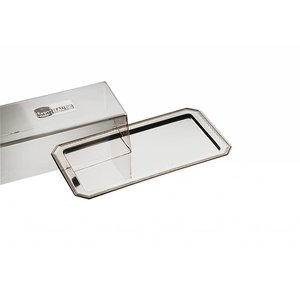 APS Taca prostokątna do serwowania z pokrywą | 350x190x(H)100mm
