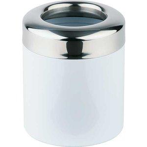 APS Stołowy pojemnik ze stali nierdzewnej na odpadki | 1,2L | śr. 120x(H)150mm