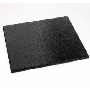 APS Taca serwingowa kwadratowa z kamienia łupkowego | 4 szt. | 100x100mm