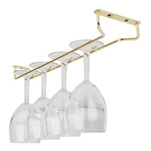 TOM-GAST Hanger voor glazen 30 cm - messing