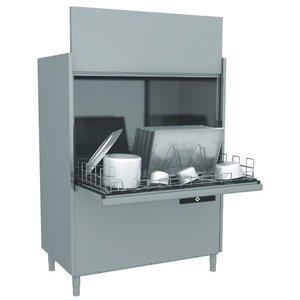 RM GASTRO Eine Spülmaschine mit einem Rekuperationssystem