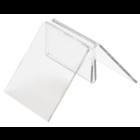 Olympia Uchwyt do kart menu | 6x5x(H)4,3cm