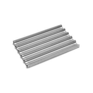 Hendi Blacha do bagietek, aluminium 600x400 mm - perforowana