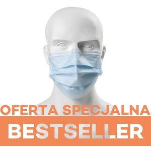 3-laags gezichtsmaskers