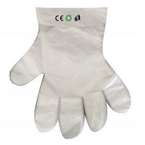 Disposable foil gloves 5x 100 pcs.