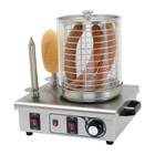 Buffalo Podgrzewacz do hot dogów z 2 szpikulcami | 550W | 41x34x(H)37cm