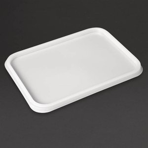 XXLselect Lids for ice cream containers | 15,8x0,7x (H) 22,1cm