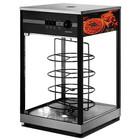 hurakan Witryna grzewcza na pizze | 50-110°C | 650W