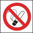 """Vogue Kwadratowy znak """"Zakaz palenia"""""""