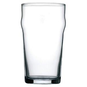 Arcoroc Arcoroc Nukleowane szklanki do piwa Nonic 570 ml z oznaczeniem CE (48 sztuk)