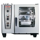 Rational De combi-steamer | Gas | 230 | 6xGN1 / 1 of 12xGN1 / 2
