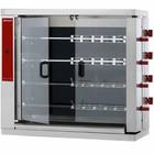 Diamond Toaster witoceramiczny to chicken 4x 5 | 10kW | 1200x500x (H) 1065mm