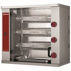 Diamond Rotisserie kip   gas   3 vorken (9 kippen)   100W   230   800X400x (H) 735mm