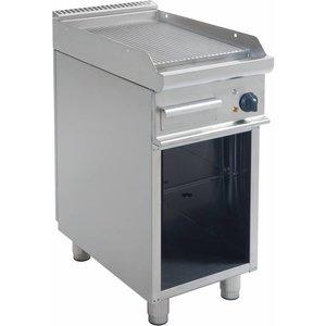 Saro Elektrische grill | prismatische | 395x530mm | 400V / 5,4 kW