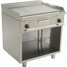 Saro Grillen | Glatte | 790x530mm | 400V / 10,4 kW