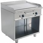 Saro Gas grill op basis van | glad | 790x530mm | 12 kW
