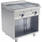 Saro Gas grill on the basis of | 1/2 smooth + 1/2 grooved | 790x530mm | 12 kW