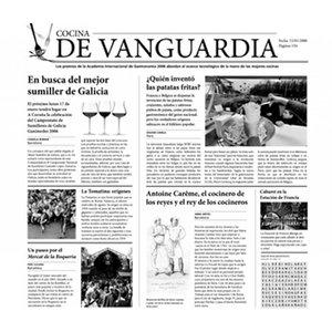 100%Chef Parchment - Cocina De Vanguardia 500p.