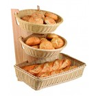 TOM-GAST Buffet stand for bread | height 59cm